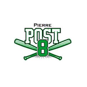 Pierre Post 8 Baseball